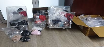 More items collected and distributed for bring a bra campaign